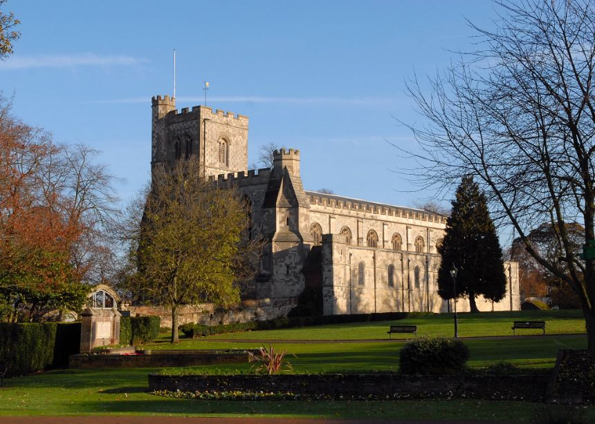 Priory Church and Dunstable Heritage Guides