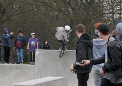 Grove Skate Park