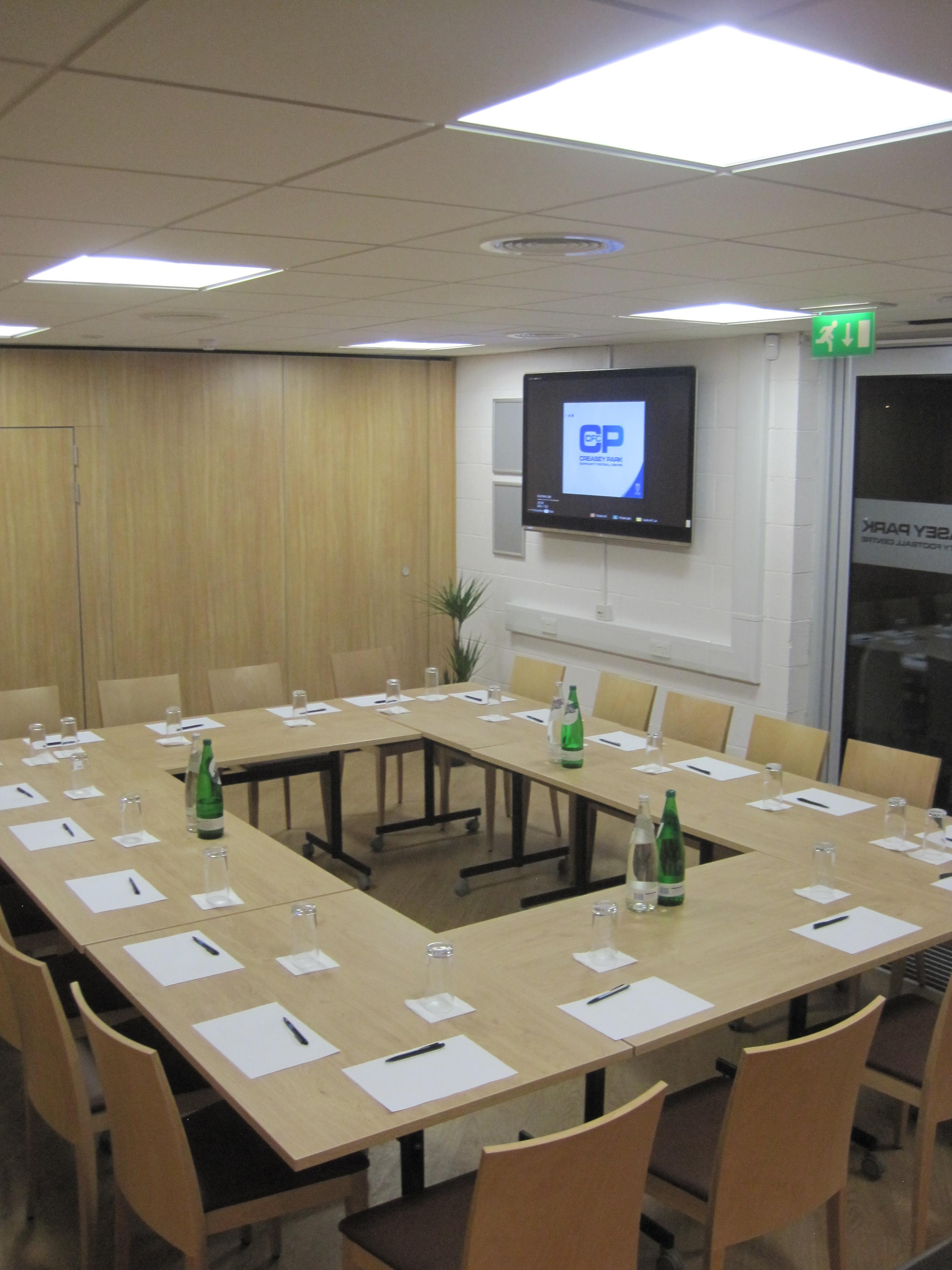 Creasey Park Community Football Centre meeting room