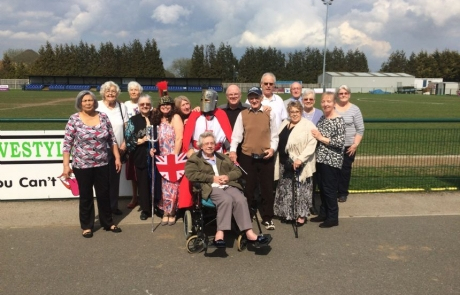 Creasey Park Lunch Club