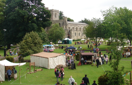 Events at Priory Church