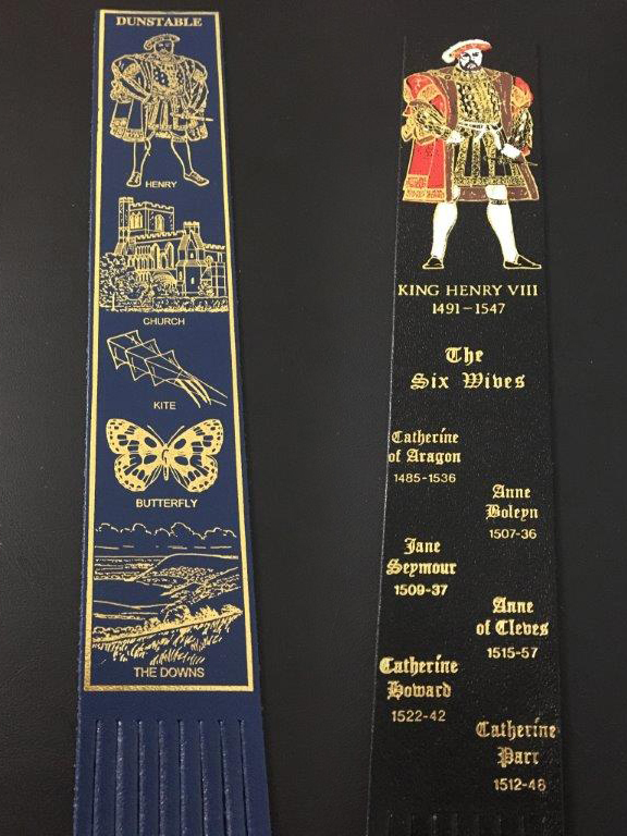 Dunstable Bookmarks