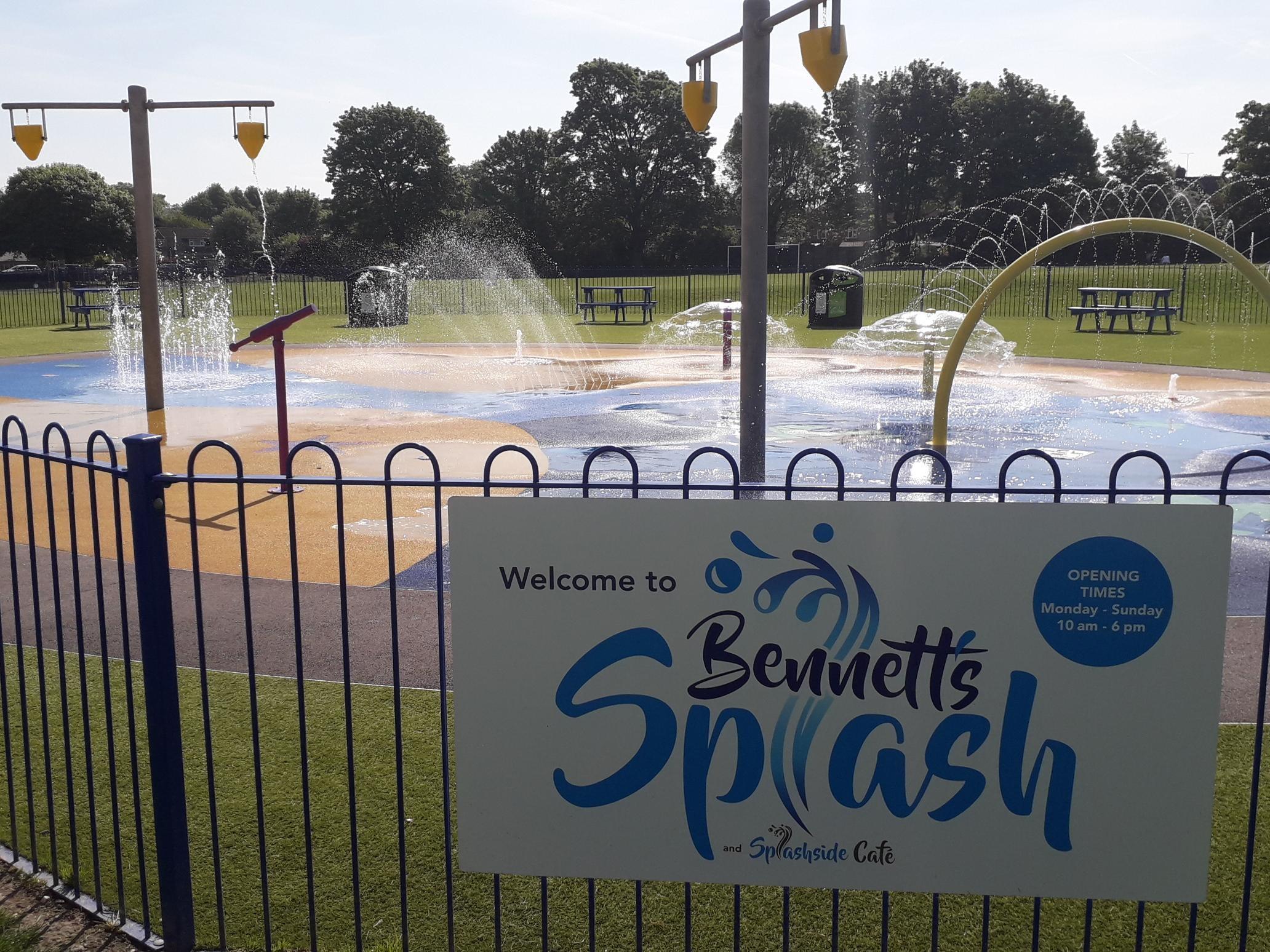 Bennett's Splash