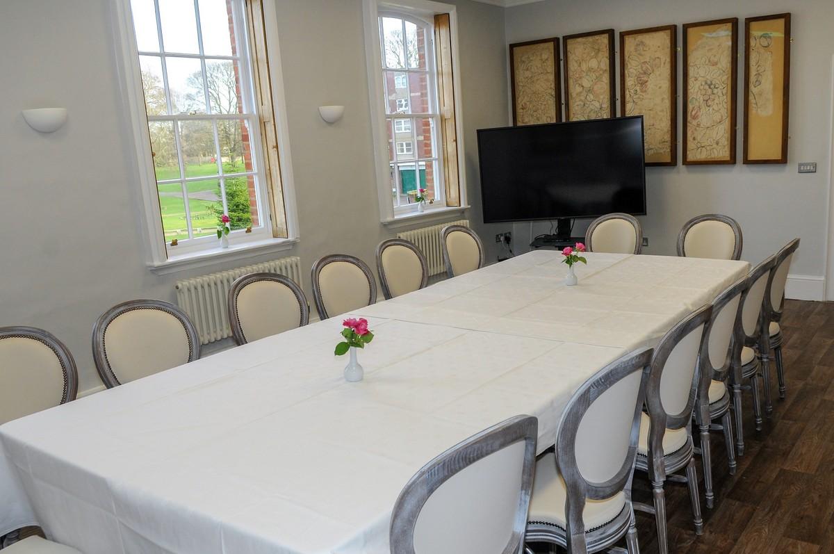 Priory House Jacobean Room