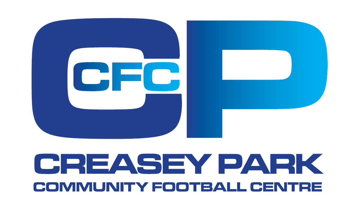Creasey Park Community Football Centre Logo
