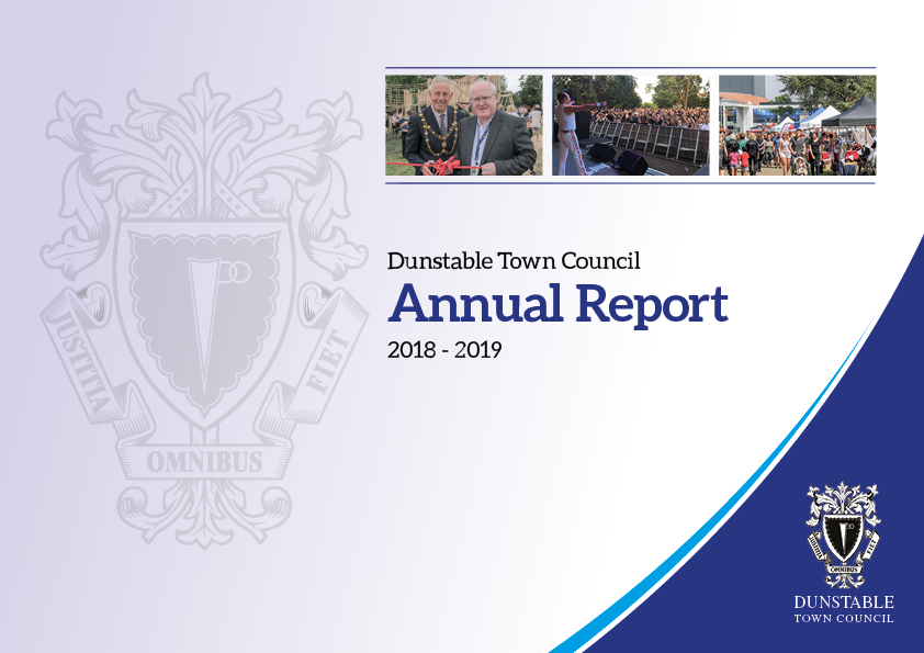 DTC Annual Report 2019 Cover