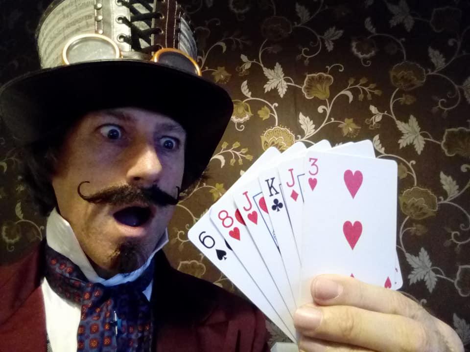 Professor Strange - Quirky Close up Magician