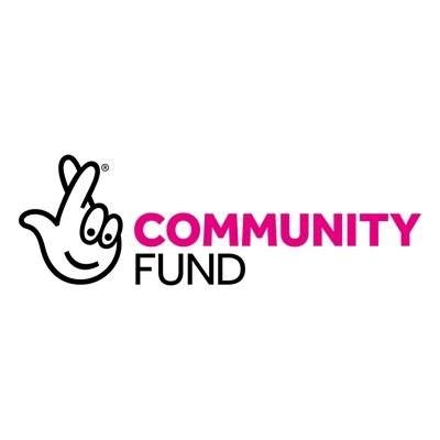 National Lottery Community Fund logo