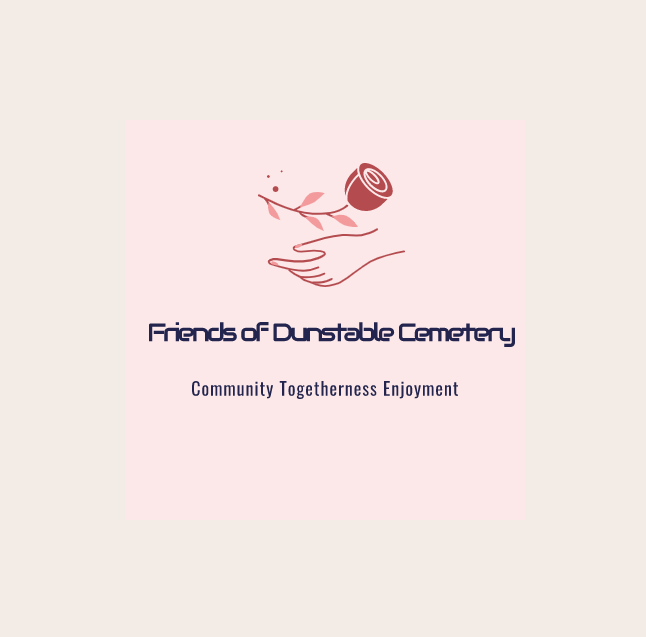 Friends of Dunstable cemetery logo