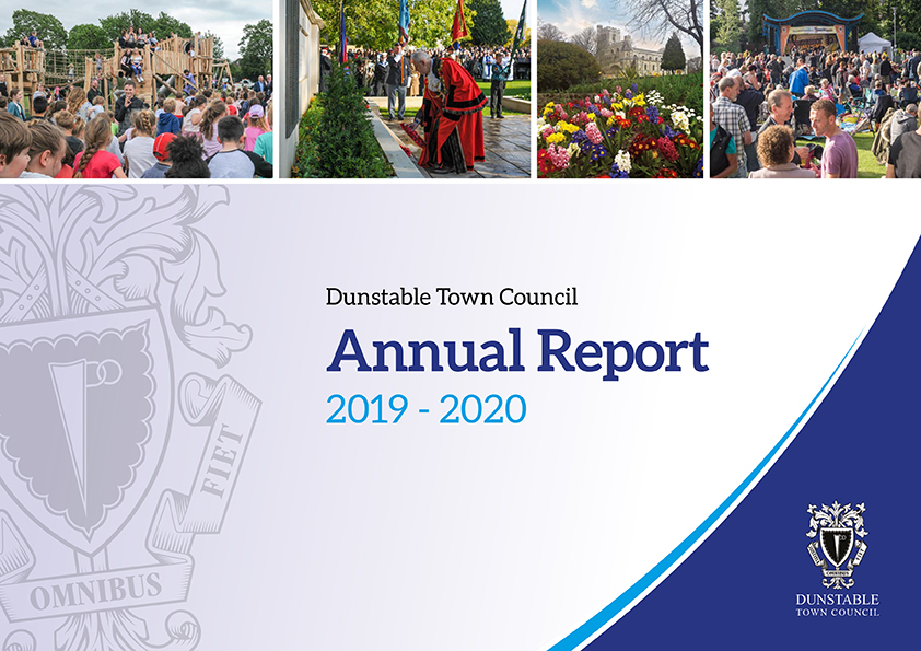 DTC Annual Report 2020 Cover