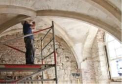 Priory House undercroft