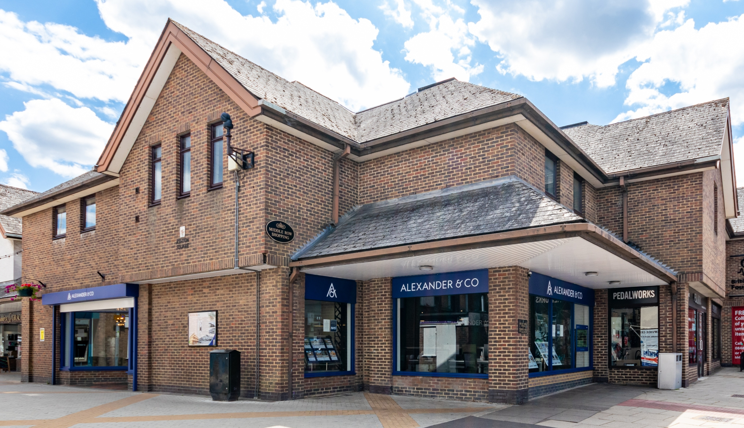Alexander and Co. Dunstable offices