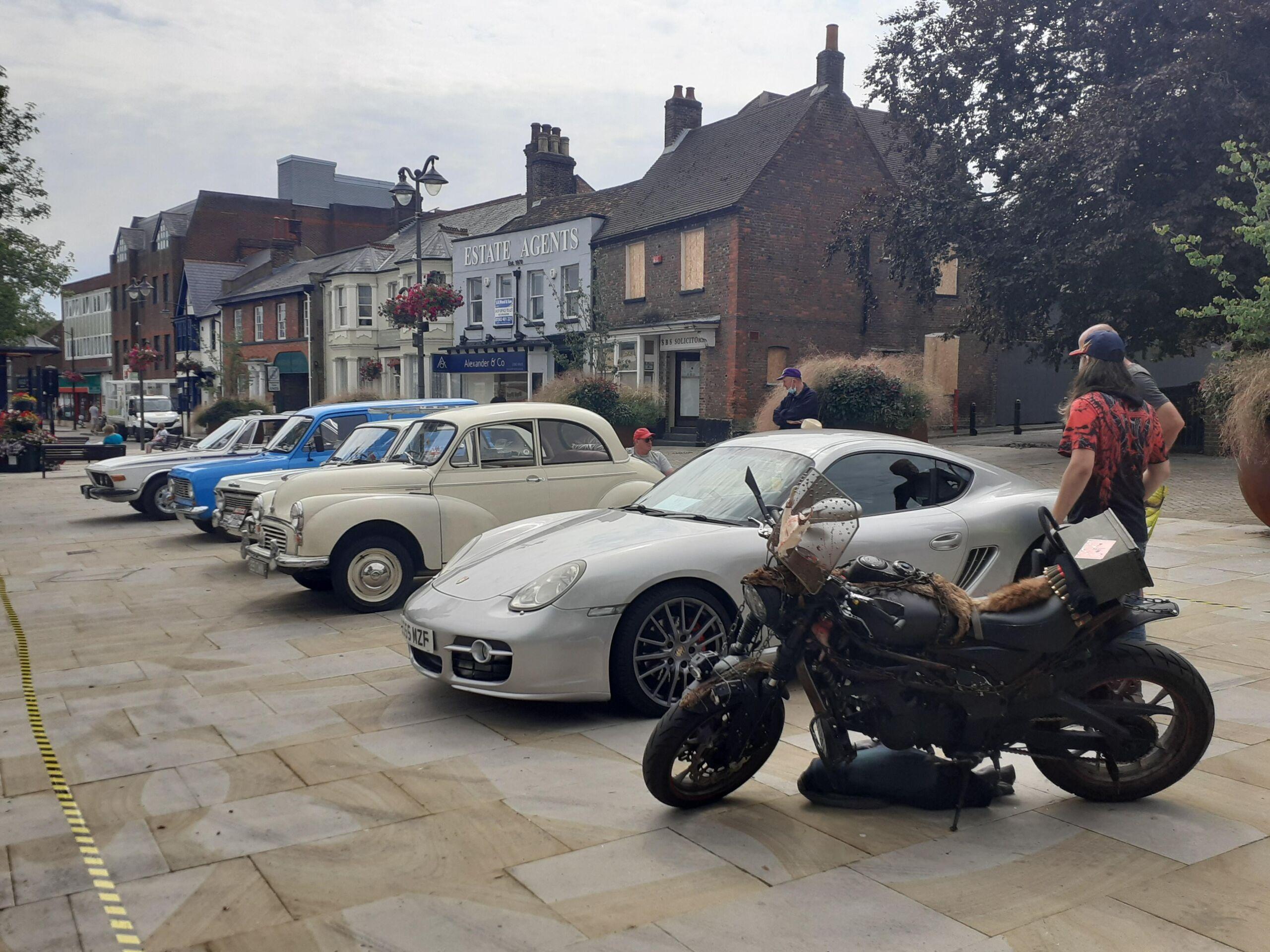 Dunstable Classic Car Show