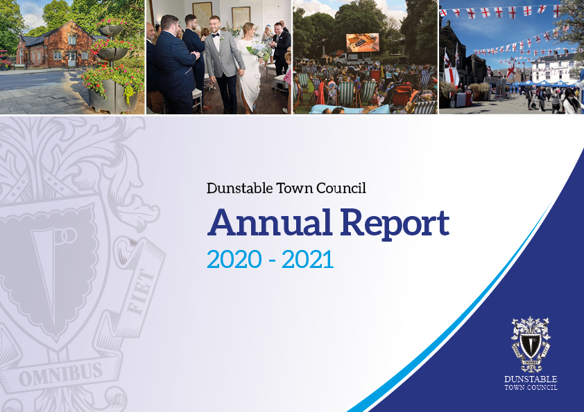 DTC Annual Report 2021 Cover