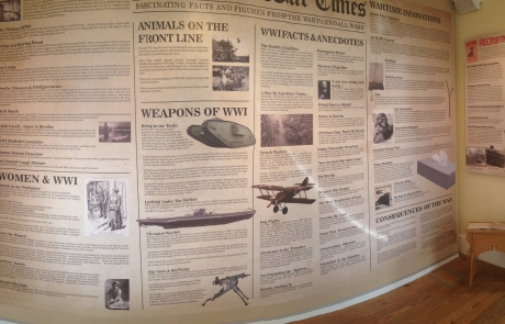 WWI-Exhibition