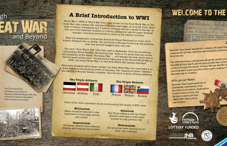 WWI - Introduction