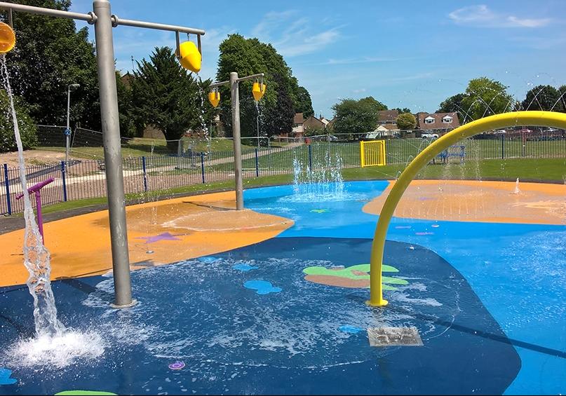 Bennetts Splash Park