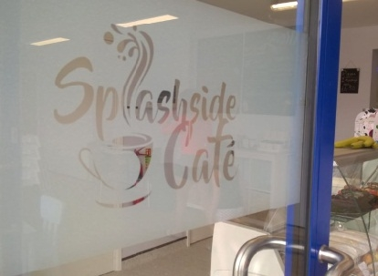 Splashside Cafe Entrance