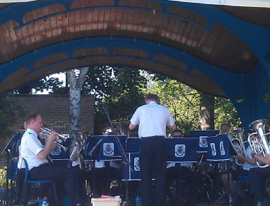 Sunday Band Concerts